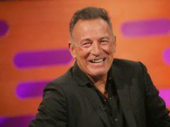 Bruce Springsteen (Isabel Infantes/PA)