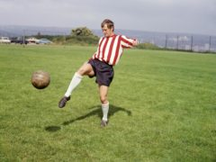 Former Sheffield United captain Len Badger made more than 500 appearances for the club (PA Archive)