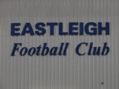 Eastleigh boosted their chances of reaching the National League play-offs (Jonathan Brady/PA)
