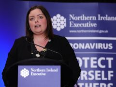 Deirdre Hargey said she wants to see commitments on Irish language legislation in the January 2020 New Decade New Approach deal acted on (Kelvin Boyes /Press Eye/PA)