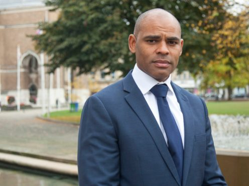 Marvin Rees has been re-elected as Bristol mayor (Bristol City Council)