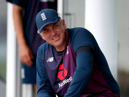 Chris Silverwood has named his first England squad (Adrian Dennis/NMC Pool/PA)
