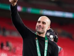 Pep Guardiola (pictured) claims his latest successes have been inspired by Jurgen Klopp (John Walton/PA)
