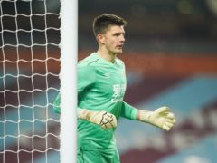 Burnley goalkeeper Nick Pope will have a knee operation next week (Dave Thompson/PA)