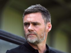 Graham Alexander has had an eventful season (Martin RIckett/PA)