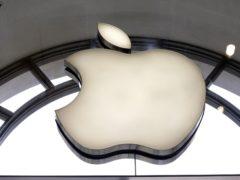 Apple logo (Edmond Terakopian/PA)
