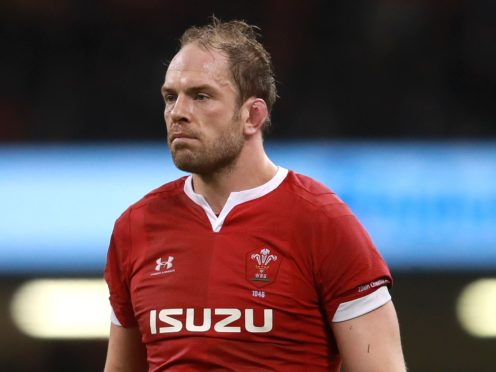 Leading the British and Irish Lions on the tour of South Africa will be a crowning moment for Alun Wyn Jones (Adam Davy/PA Images).