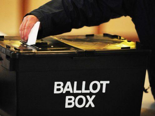 Scots will go to the polls on Thursday (Rui Vieira/PA)