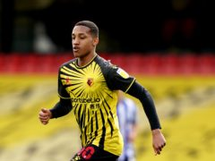 Joao Pedro, pictured, could return for Watford after injury (John Walton/PA)