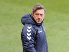 "Jon Brady is ""deeply hurt"" after Northampton's immediate return to League Two was confirmed (Richard Sellers/PA)"