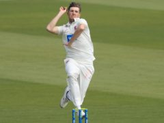 Somerset's Craig Overton staked his claim for England selection in the LV= County Championship victory over Hampshire ( Adam Davy/PA)