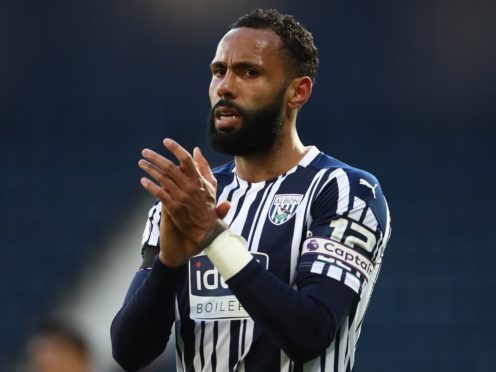 Kyle Bartley is aiming to captain West Brom straight back to the Premier League next season. (Tim Goode/PA)