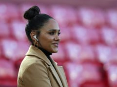 Alex Scott has been confirmed as the new presenter of Football Focus (Peter Byrne/PA)