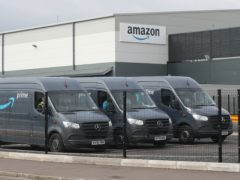 Thousands of new jobs are to be created by Amazon (Niall Carson/PA)