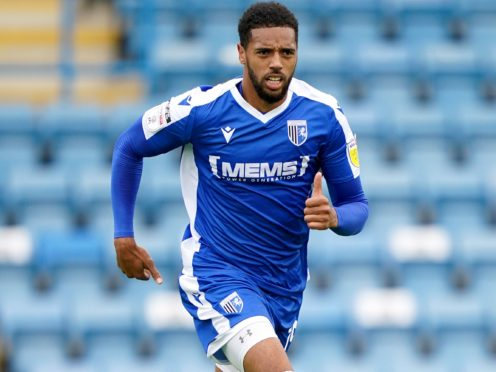 Vadaine Oliver's goal earned Gillingham three points at home to Plymouth (John Walton/PA)
