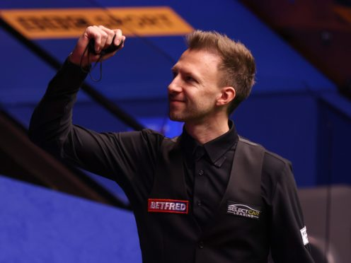Judd Trump is excited by the prospect of a world snooker tournament in Turkey (George Wood/PA)