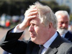 Prime Minister Boris Johnson (Phil Noble/PA)