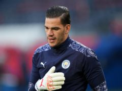 Goalkeeper Ederson has no doubt Manchester City are ready for the Champions League final (Julien Poupert/PA Wire)
