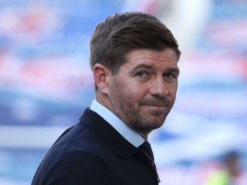 Steven Gerrard has bounced back from the lows he suffered as a player to lead Rangers to title glory (Andrew Milligan/PA)