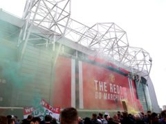 Manchester United Supporters Trust has written an open letter to the club's owners demanding proper consultation (Barrington Coombs/PA)