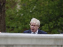 Prime Minister Boris Johnson (Frank Augstein/PA)