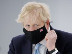 Boris Johnson has pledged UK support for a new 'global pandemic radar' (Phil Noble/PA)