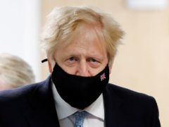 Prime Minister Boris Johnson (Phil Noble/PA)