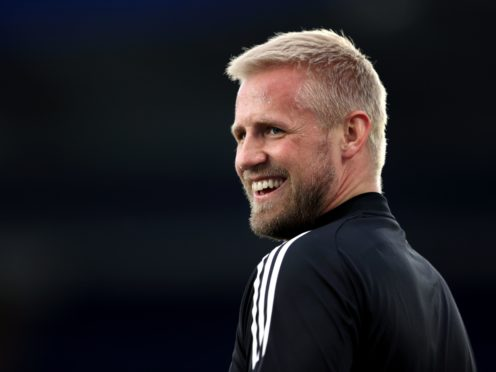 Kasper Schmeichel believes Leicester have been rebuilt to compete for the long-term (Alex Pantling/PA)
