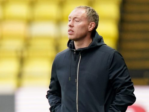 Steve Cooper hopes Swansea can use last season's play-off disappointment in their favour against semi-final opponents Barnsley (Tess Derry/PA)