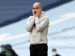 Manchester City manager Pep Guardiola has decisions to make ahead of the Champions League final (Martin Rickett/PA)