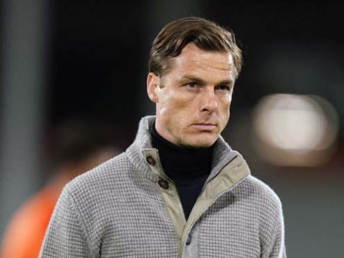 Scott Parker insisted homegrown talent has to be part of Fulham's future (Adam Davy/PA)