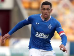James Tavernier will play (Andrew Milligan/PA)