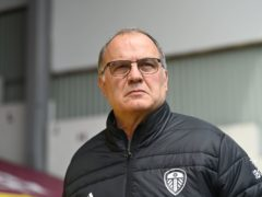 Marcelo Bielsa insisted goalscorer Patrick Bamford will be positive about his season even if it does not end in England selection (Gareth Copley/PA)