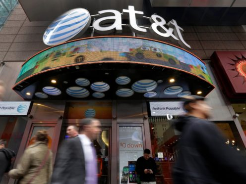 AT&T is merging with Discovery (AP/Richard Drew, File)