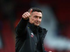Paul Heckingbottom believes Sheffield United can make an immediate return to the Premier League (Jan Kruger/PA)