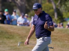 Phil Mickelson is the first 50-year-old major winner (Chris Carlson/AP)