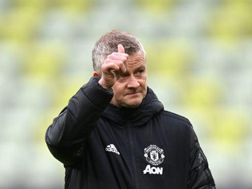 Ole Gunnar Solskjaer hopes the future is bright at Manchester United (Rafal Oleksiewicz/PA)