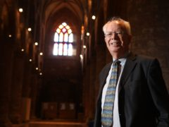 Lord Wallace, Moderator Designate of the General Assembly of the Church of Scotland (Church of Scotland/PA)