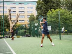 The Lawn Tennis Association has announced its new inclusion strategy (LTA handout/Running Iron)