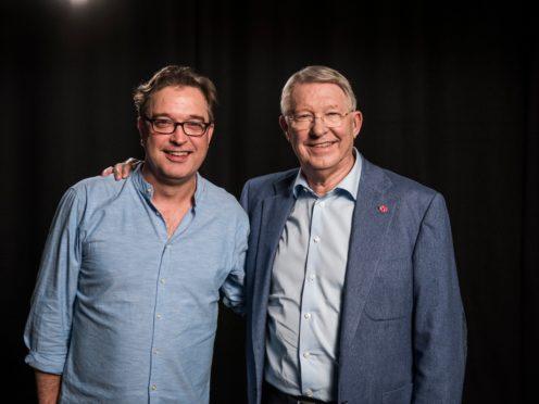 Jason Ferguson has directed a film about his father Sir Alex Ferguson (Sean Pollock/PA handout)