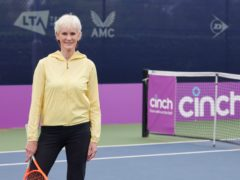 Judy Murray is keen to step back from her tennis roles (cinch handout)