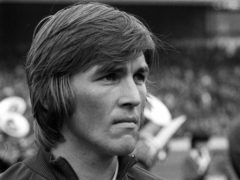 Kenny Dalglish started his career at Celtic (PA)