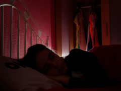 People whose sleep pattern goes against their natural body clock are more likely to have depression and lower levels of wellbeing, according to a study (Posed by model/Peter Byrne/PA)