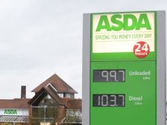 Competition regulators have given the thumbs up to a plan from Asda's new owners to sell 27 petrol stations to get its takeover approved (Joe Giddens/PA)