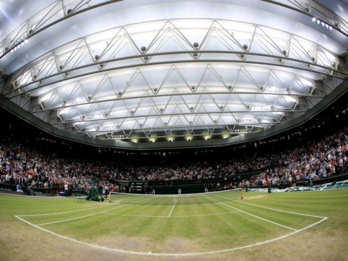 Wimbledon is set for capacity crowds for the finals (Mike Egerton/PA)