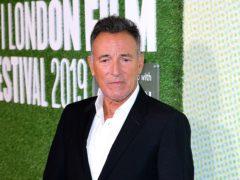 Bruce Springsteen (Ian West/PA)