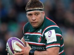 """Leicester captain Tom Youngs said he was """"embarrassed"""" by his behaviour following the loss to Bristol (Mike Egerton/PA)"""