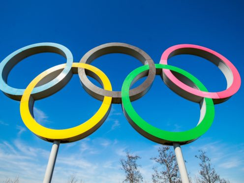 Olympic spectator levels have been fixed at 50 per cent (Adam Davy/PA)