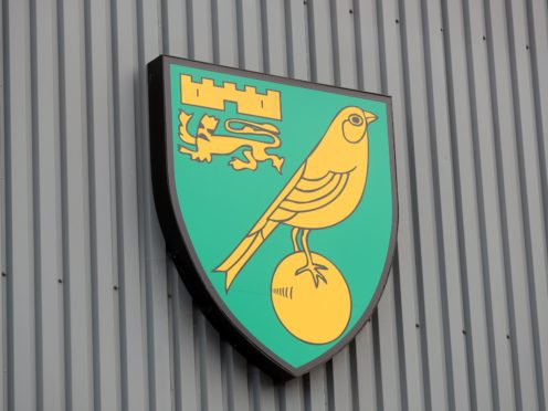 Norwich and betting firm BK8 have terminated their partnership deal (Mike Egerton/PA)