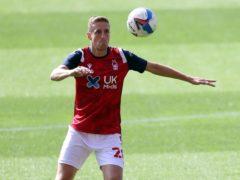 Michael Dawson is leaving Nottingham Forest (Scott Wilson/PA)